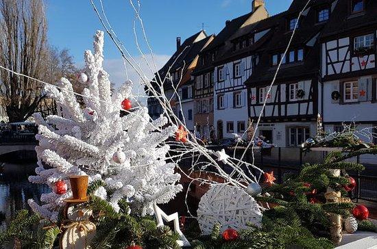 ストラスブールのプライベートツアー:アルザスのクリスマスマーケットとワインテ…
