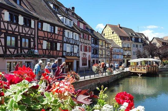 Ganztägige Privattour: Colmar und Elsässer Weinstraße von Straßburg