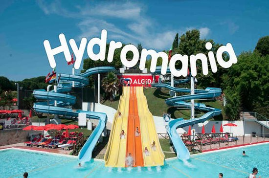 Hydromania Water Theme Park ...