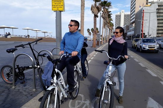 Tel Aviv Highlights Bike Tour: Tel Aviv Highlight Bike Tour