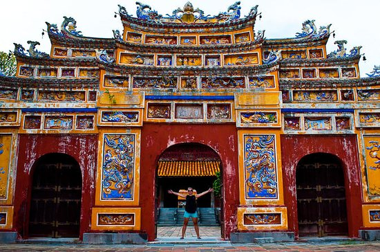 Hue City Tour From Hoi An and Da Nang