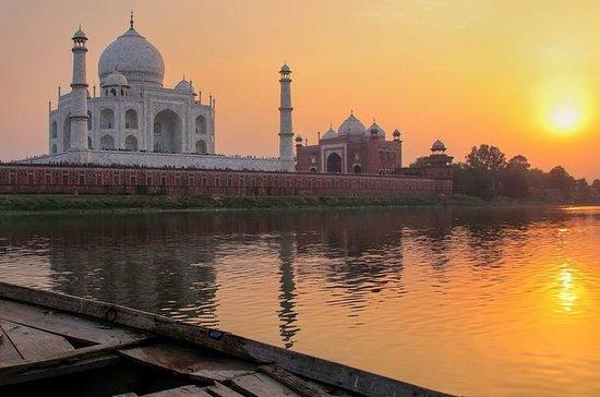 Excursión de un día al amanecer Taj...