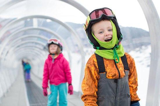 Crianças - dia inteiro Mt Ruapehu