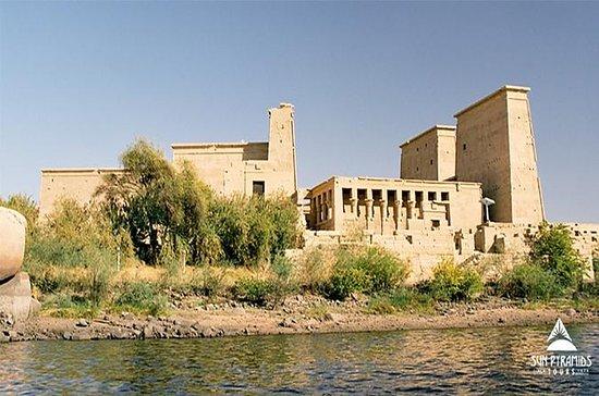 Två dagstur till Abu Simbel och Aswan