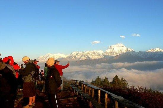 Gandruk Poonhill Trek 5 Tage