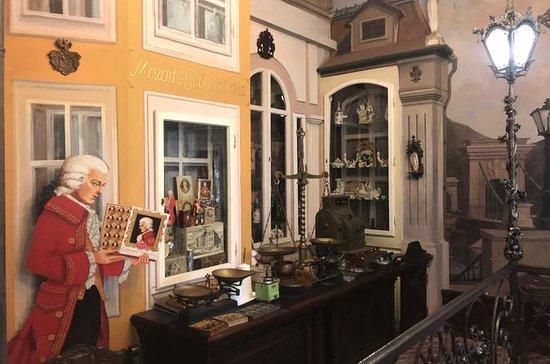 Schokoladenmuseum mit ungarischer...