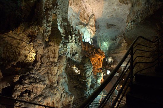 Visites en petits groupes - Grotte...