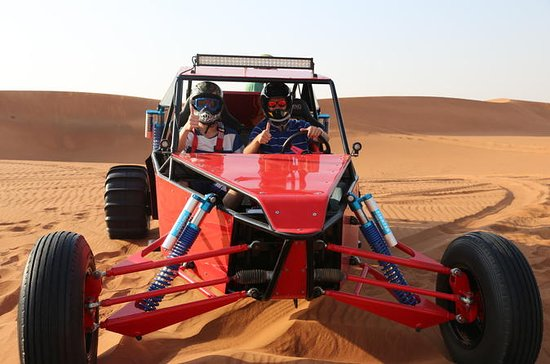 Evening Dune Buggy Safari (2 lugares...