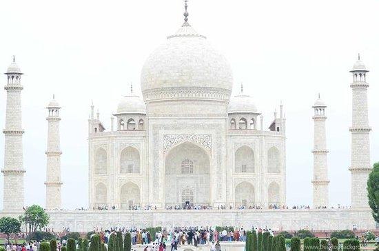 Private Delhi Mughals & Taj Mahal...