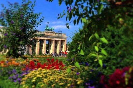 Escursione privata a piedi a Berlino