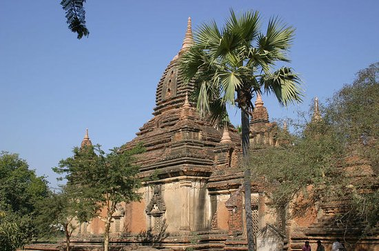 Bagan Full Day Introduction