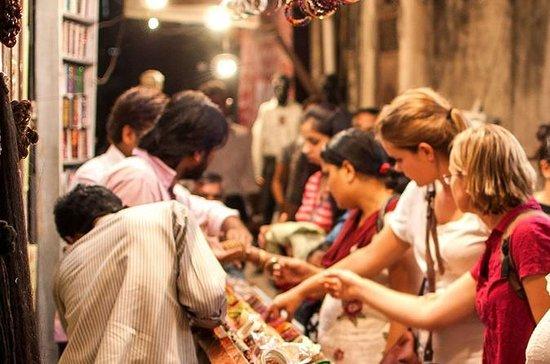 Geführte Shoppingtour von Alt-Delhi...