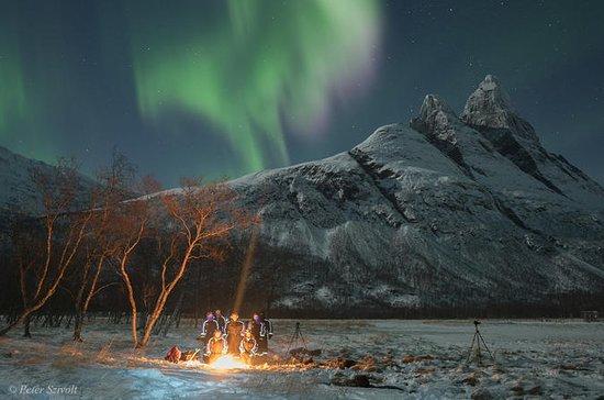 Viagem da aurora boreal