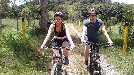Ruta Bicicleta Calarca
