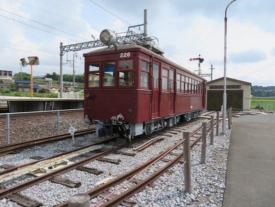 Bilde fra Sangi Railway Co., Ltd.