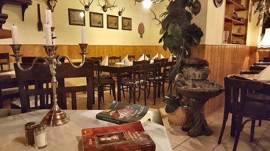 Teterow, ألمانيا: Gemütlicher Gastraum