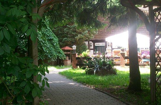 Teterow, ألمانيا: Eingangsbereich zur Gastwirtschaft