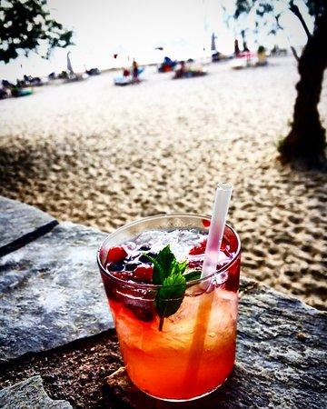 Lefktro, Greece: Paralos Beach Bar