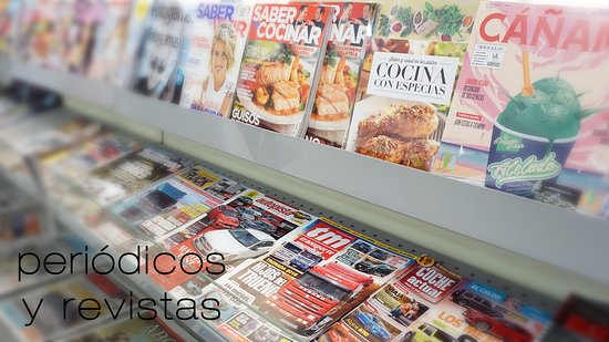 Villarta de San Juan, إسبانيا: tienda