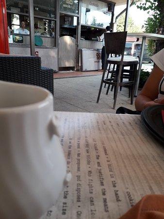 Alsoors, Ungarn: Móló Cafe