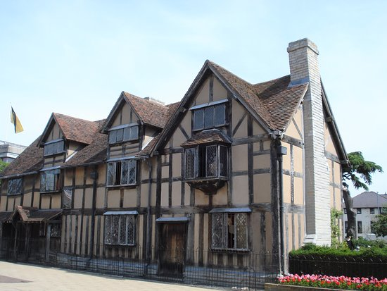 ‪Shakespeare's Birthplace‬