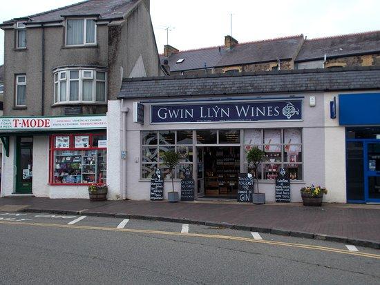 Gwin LLyn Wine Shop