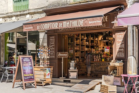 Le Comptoir De Mathilde Uzes France Hours Address Tripadvisor
