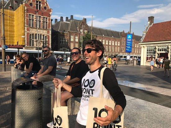 100 Point Challenge Amsterdam