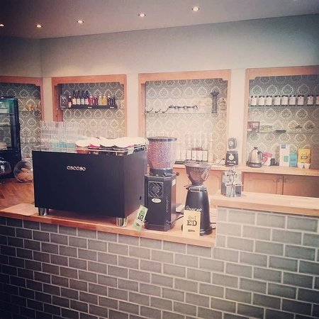 Espressobar Kaffa
