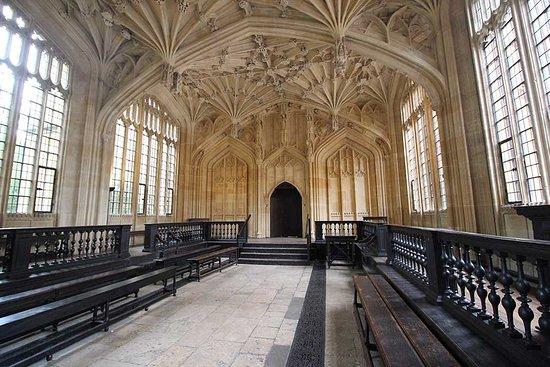 Bodleian Library: Sala Divinity School