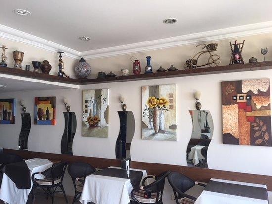 O'yes Restaurant: interno