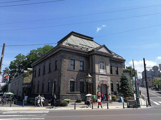 Otaru Orgel Museum Main Building