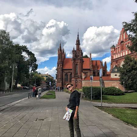 كنيسة سانت أني: Vilnius, St. Anne