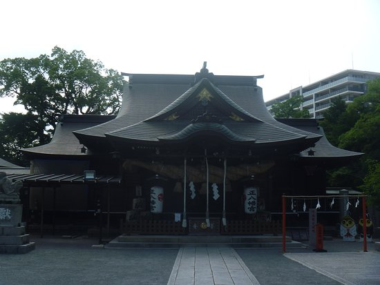 Shohachimangu Shrine
