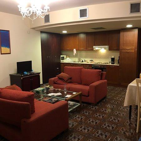 Stor og fin leilighet