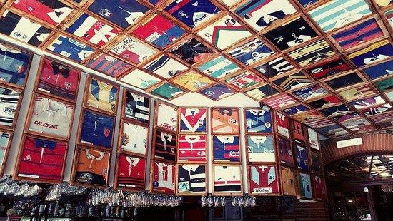 Mauzac, Γαλλία: collection 1000 maillots d'alex