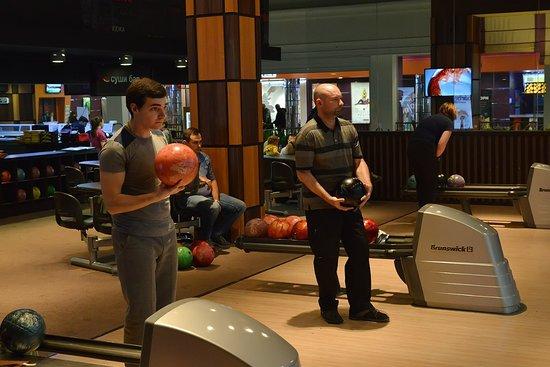 Lounge Bowling Club