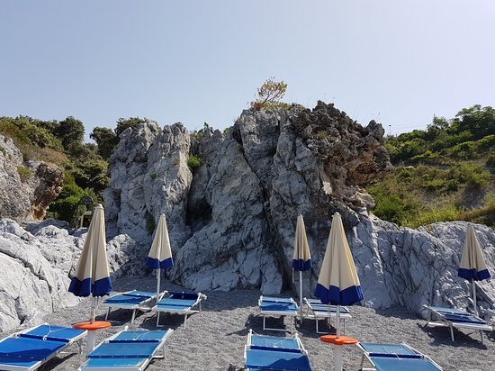 Marina di Maratea, Włochy: Lido Susy
