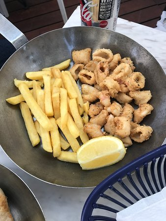 Ocean Basket V&A Waterfront Picture