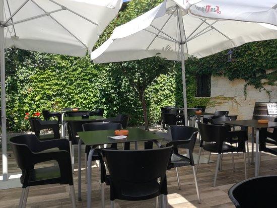Terraza De Vino Y Rosas Alar Del Rey Restaurant Reviews