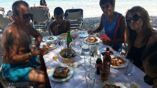 Selianitika, กรีซ: Moussaka fantastica