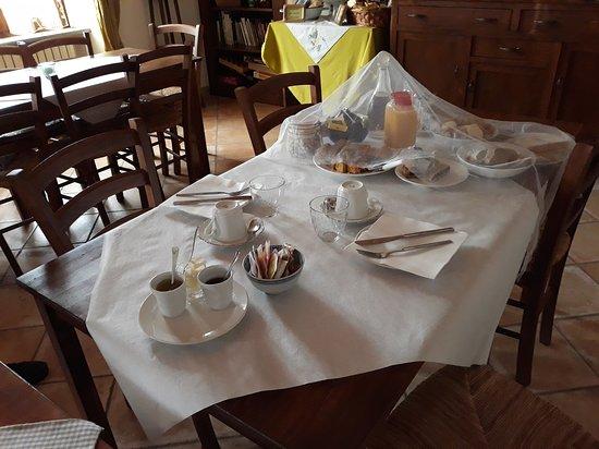 Camo, Italia: Colazione!
