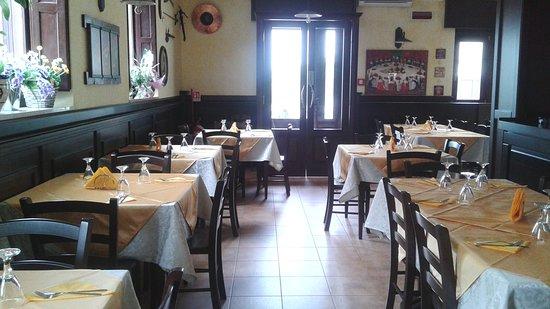 Sant'Angelo dei Lombardi, إيطاليا: Il nostro locale versatile per ogni occasione.