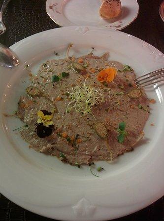Da Cla Restaurant: Vitello Tonato