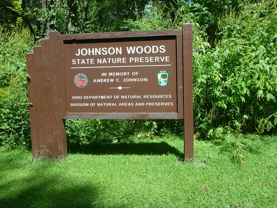 Johnson Woods State Nature Preserve