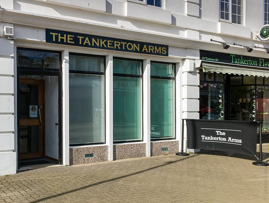 Whitstable, UK: The New Tank