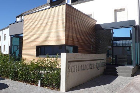 Schengen, Luxembourg: Weingut Schumacher-Knepper