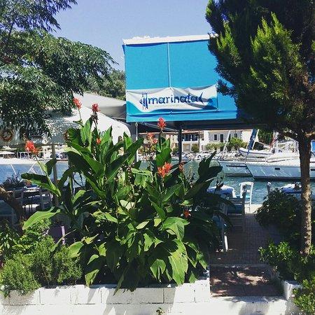 Vathy, Greece: Sweet moments !