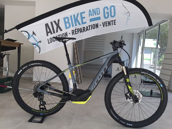 Aix Bike and GO