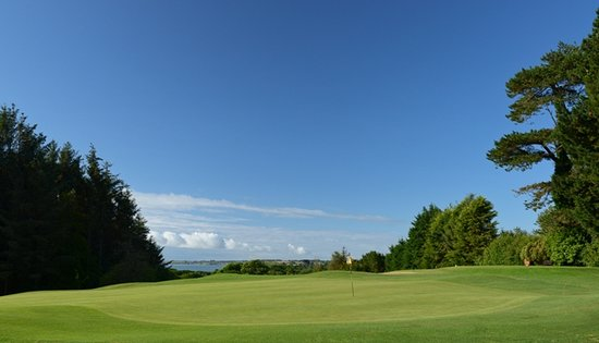 County Wexford, Irland: The views from the 3rd Green